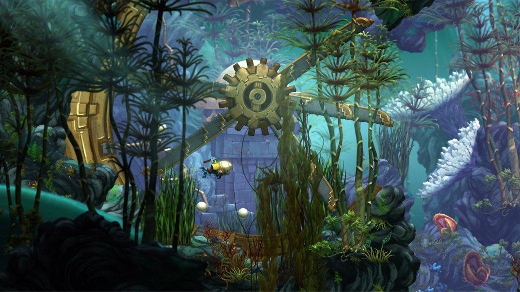 Insomniac представляет свой подводный мир – Song of the Deep | Канобу - Изображение 3952