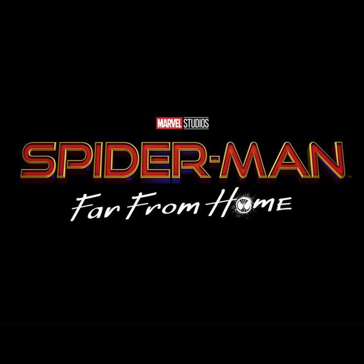 Marvel Studios представила официальный логотип фильма «Человек-паук: Вдали отдома». - Изображение 2