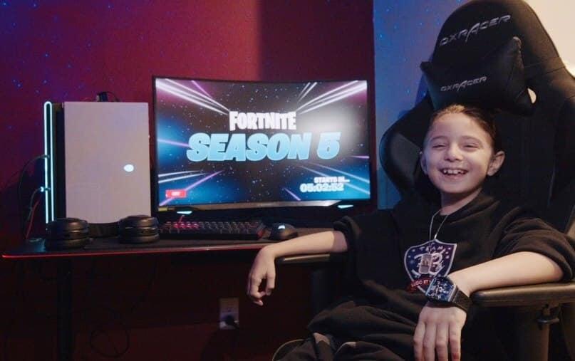 Команда в Fortnite подписала самого молодого игрока в истории. Ему 8 лет   Канобу - Изображение 1