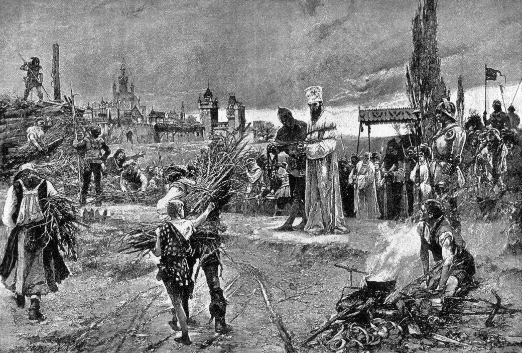 Контекст. Средневековая Богемия в Kingdom Come: Deliverance. - Изображение 25