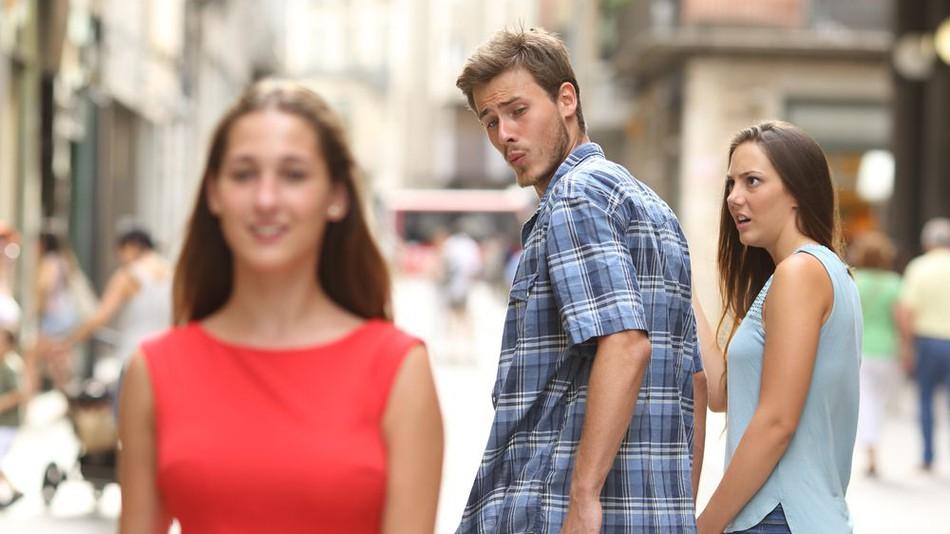 Джек Блэк случайно повторил мем про неверного парня. Теперь это тоже должно стать мемом | Канобу - Изображение 0