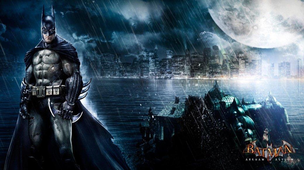 Сравнение графики Batman: Return to Arkham с оригинальными играми   Канобу - Изображение 11294