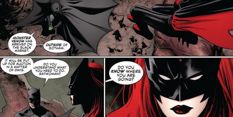 В DC Rebirth начинается новая глава в жизни Бэтвуман    Канобу - Изображение 7568