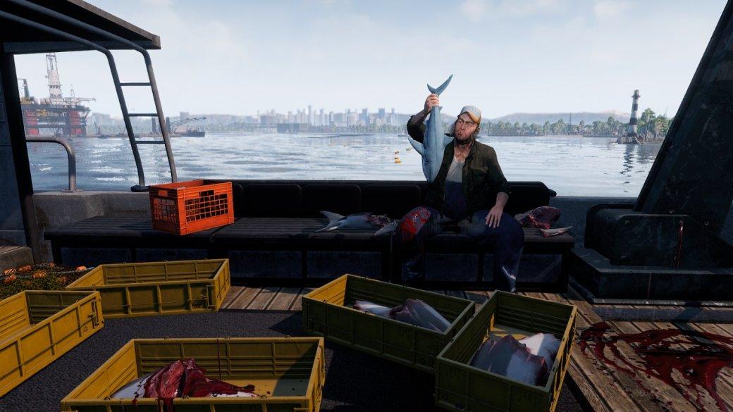 Е3 2018: авторы Killing Floor позволят есть людей заакулу вновой игре Maneater. - Изображение 1