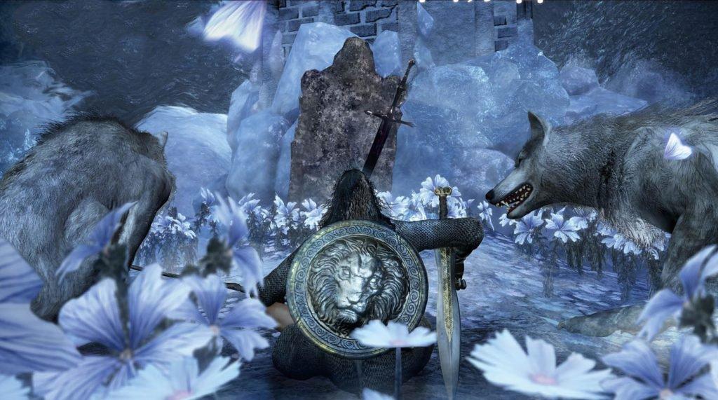 Рецензия на Dark Souls 3: Ashes of Ariandel | Канобу - Изображение 5763