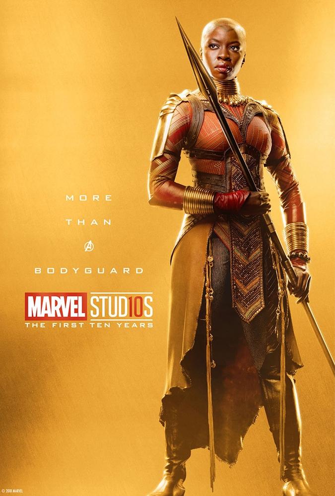 «Больше, чем легендарный преступник». ВСети появились новые юбилейные постеры Marvel Studios | Канобу - Изображение 6