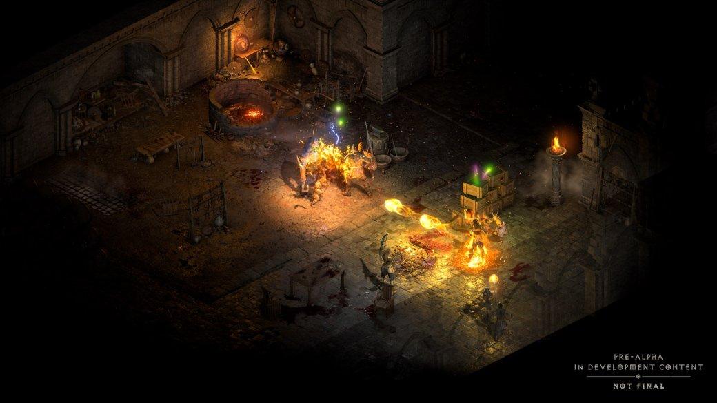 Предварительный обзор Diablo 2: Resurrected (2021), впечатления от ремастера Диабло 2 | Канобу - Изображение 1216