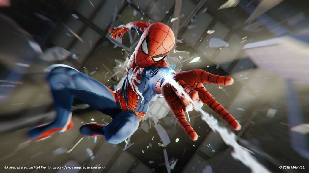 «Вынаверняка погрузитесь сголовой»: критики остались довольны демо Spider-Man, ноесть нюансы. - Изображение 1