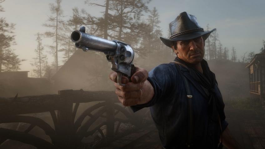 В Red Dead Online добавили вторую «королевскую битву», на этот раз с огнестрельным оружием!   Канобу - Изображение 1