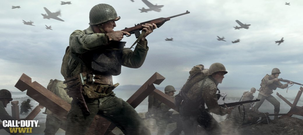 Почему нам стоит ждать Call of Duty: WWII | Канобу