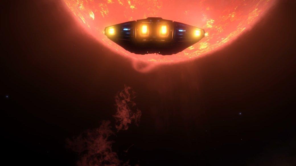 Завораживающий космос. Как Elite: Dangerous выглядит на PS4 | Канобу - Изображение 4