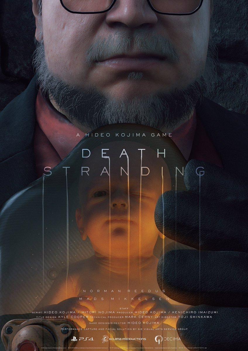 НаTGA Хидео Кодзима показал новый тизер Death Stranding | Канобу - Изображение 0
