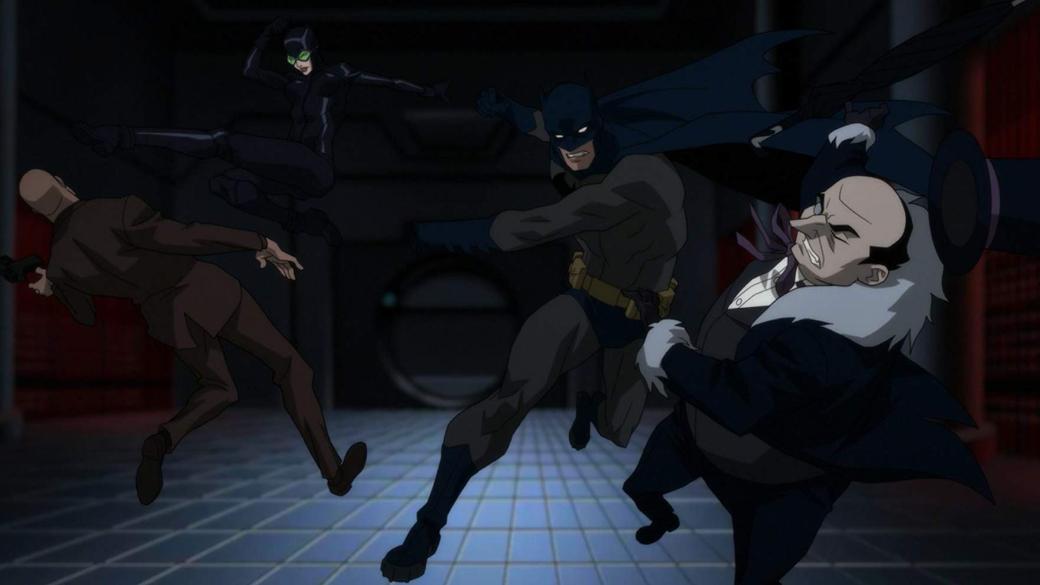 Рецензия на «Бэтмен: Тихо» (Batman: Hush) | Канобу - Изображение 0
