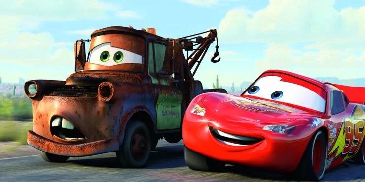 Мультсериал по«Тачкам» испин-офф «Вверх»— что еще нового выпустит Pixar | Канобу - Изображение 3265