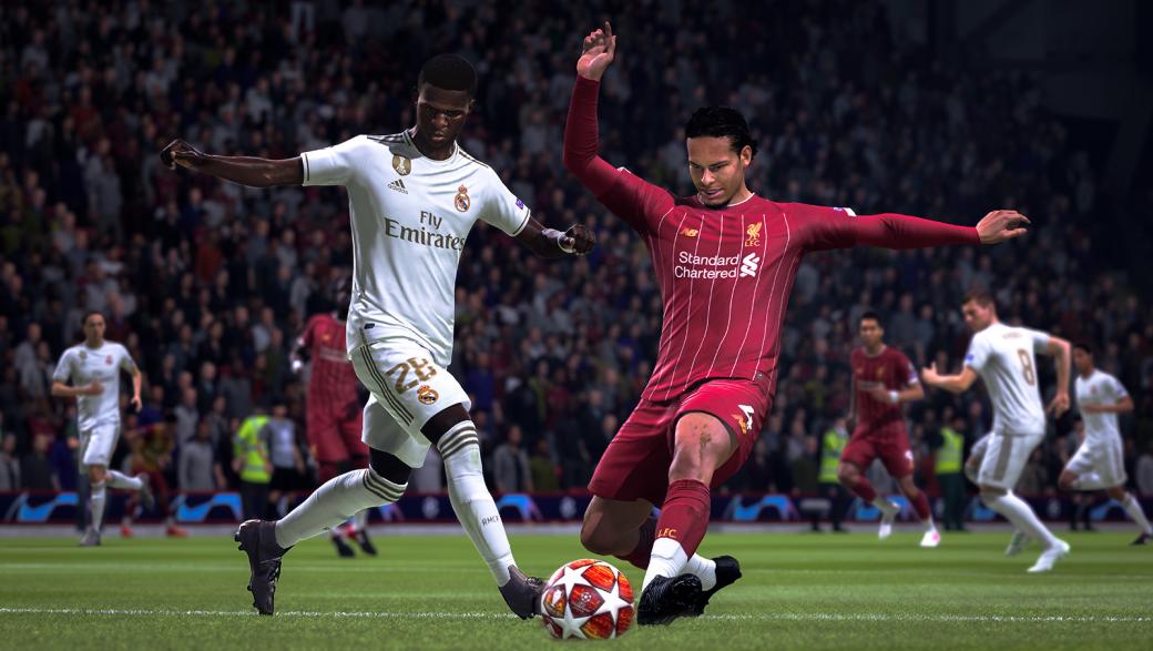FIFA 20 — все еще отличный футбольный симулятор, в этот раз с режимом уличного футбола | Канобу - Изображение 1703