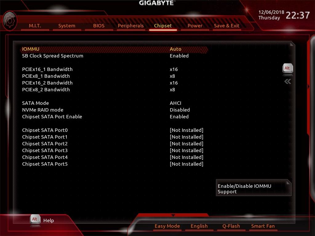 Обзор итестирование материнской платы GIGABYTE X399 AORUS XTREME | Канобу - Изображение 49