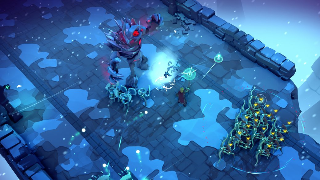 Рецензия на Masters of Anima, игру, похожую на Overlord и Pikmin | Канобу - Изображение 1
