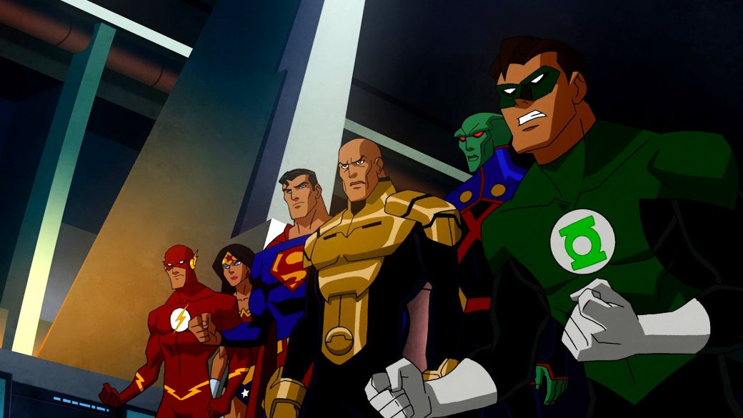 Лучшие мультфильмы DC, окоторых вымогли неслышать. - Изображение 4