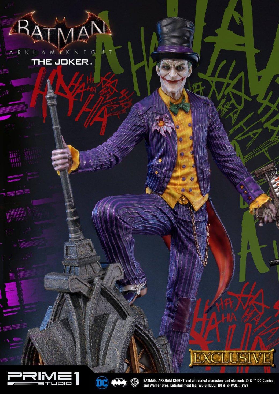 Новая статуя Джокера изBatman: Arkham Knight выглядит впечатляюще | Канобу - Изображение 6