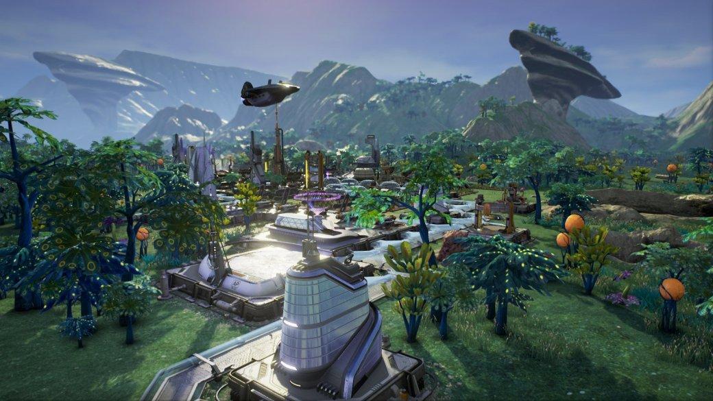 А ведь такой могла быть Mass Effect: Andromeda. Играем в Aven Colony   Канобу - Изображение 6441