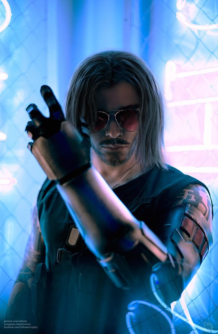 Захватывающий дух косплей персонажа Киану Ривза изCyberpunk 2077 | Канобу - Изображение 6