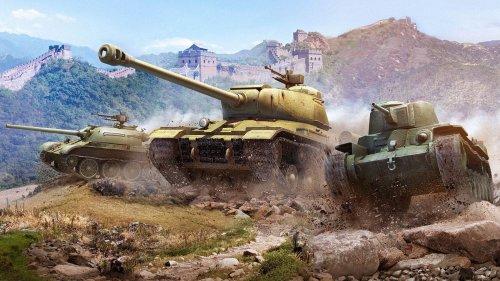 В World of Tanks отказались от «золотых снарядов»