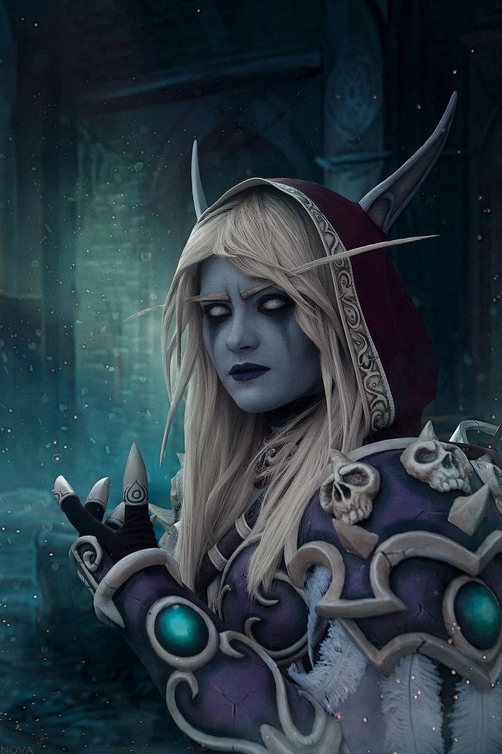 Как фанаты World ofWarcraft изразных стран мира косплеят персонажей игры. - Изображение 17