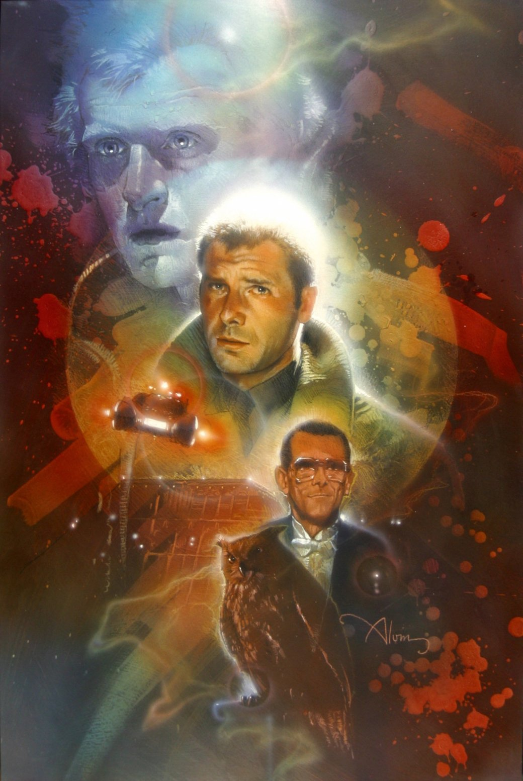 Неопубликованные постеры Джона Элвина | Канобу - Изображение 1