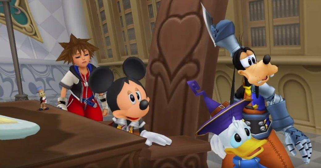Серия игр Kingdom Hearts - полный пересказ сюжета всех частей Kingdom Hearts | Канобу - Изображение 22