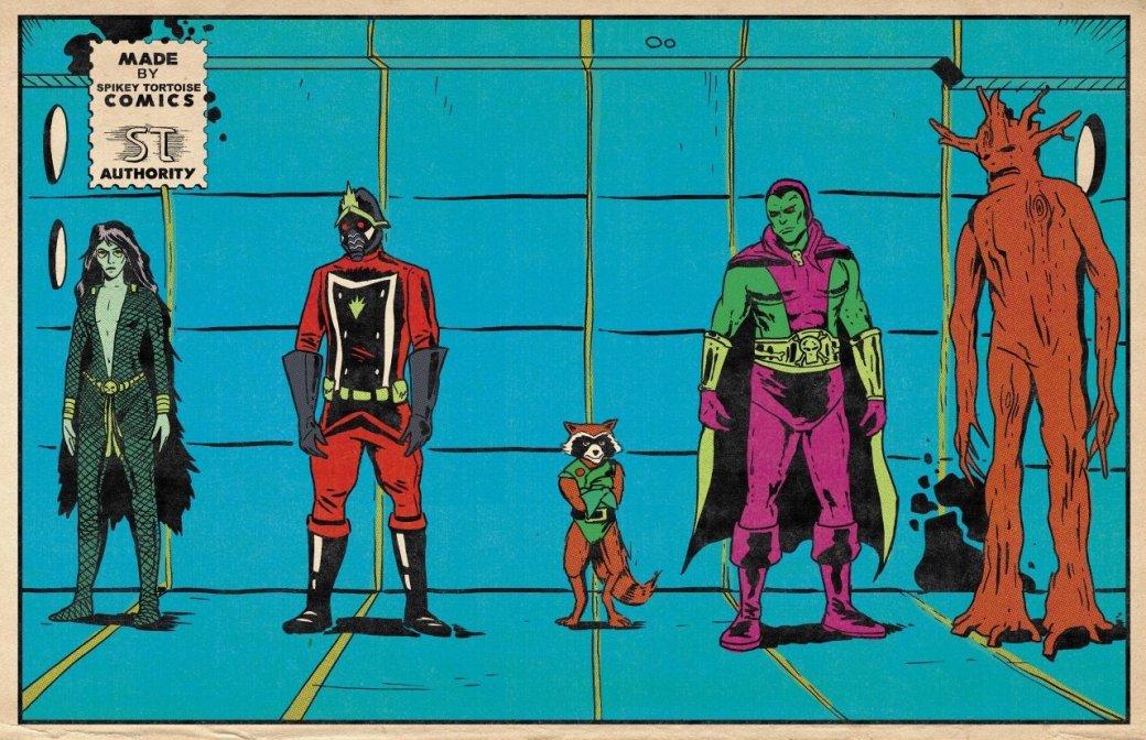 Фанат Marvel рисует знаменитые сцены из фильмов в стилистике классических комиксов  | Канобу - Изображение 1