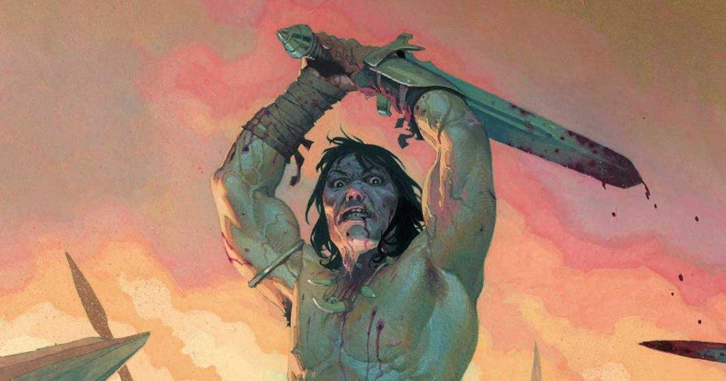 30мая 2019 года вышла новая стратегия вовселенной Конана-варвара— Conan Unconquered. Вчесть релиза игры мырешили вспомнить несколько хороших книг, рассказывающих обэтом великом искателе приключений.