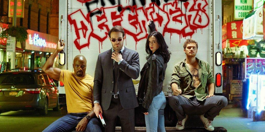 Marvel и Netflix завершили съемки «Защитников» | Канобу - Изображение 5609