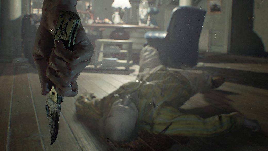 Так уж вышло, что на момент выхода Resident Evil 7 редакционный PS VR лежал у меня. Разумеется, я не мог упустить такую возможность и сразу приступил к прохождению долгожданного хоррора в шлеме виртуальной реальности. Сам издатель предупреждает, что VR – это дополнительный режим и лучше сначала пройти игру в обычном. Но меня это не остановило. Протирая болящие глаза, я спешу поделиться впечатлениями.
