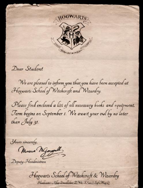 Harry Potter: Hogwarts Mystery — дневник первокурсника . - Изображение 2