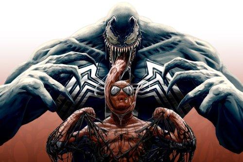 Веном и Человек-паук поменяются телами. Классическая комедия с героями комиксов?