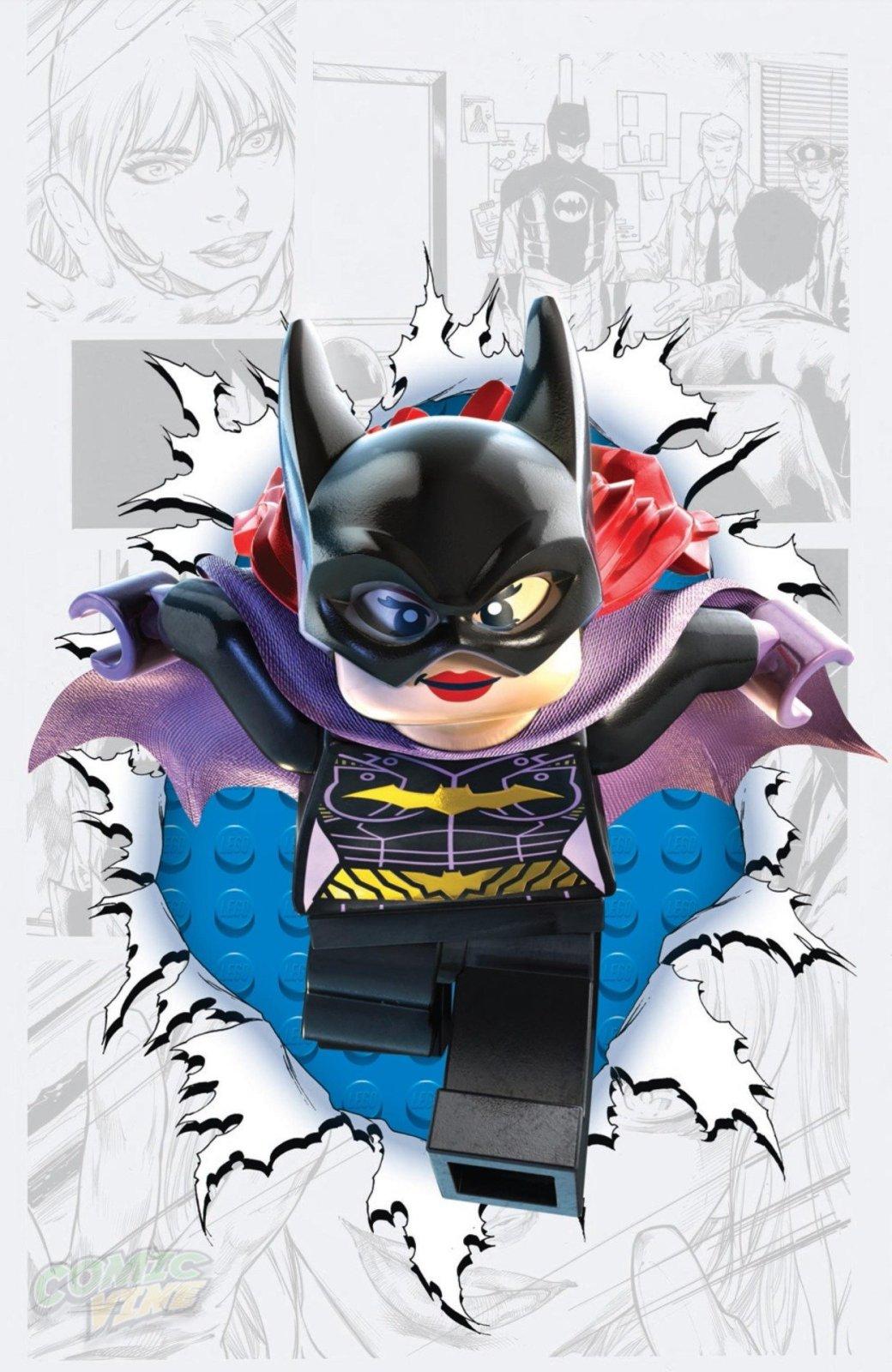 LEGO украшает комиксы DC  | Канобу - Изображение 7