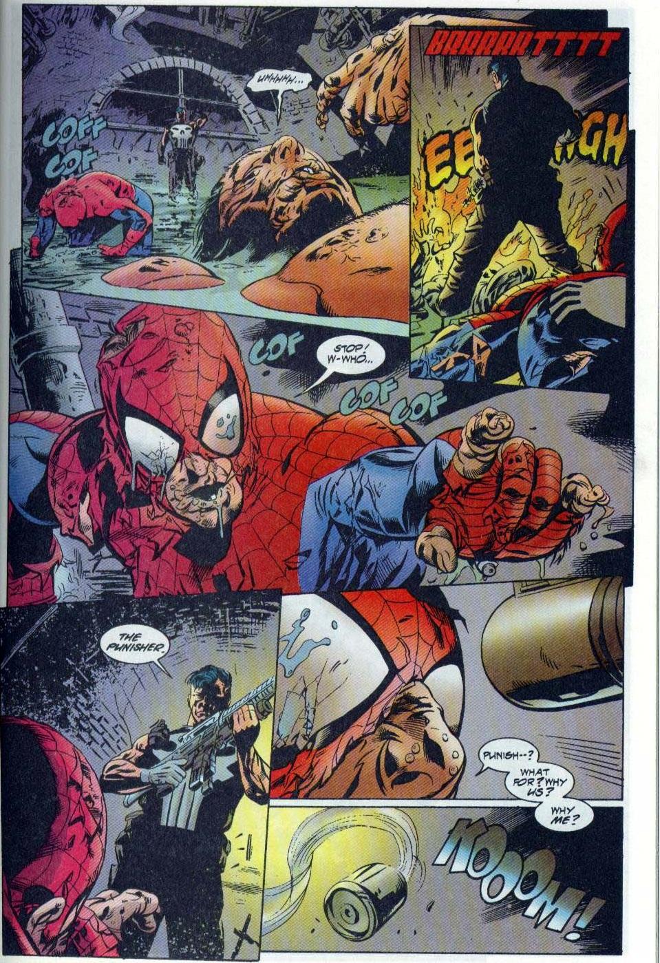 10 жестоких комиксов про Карателя | Канобу - Изображение 2