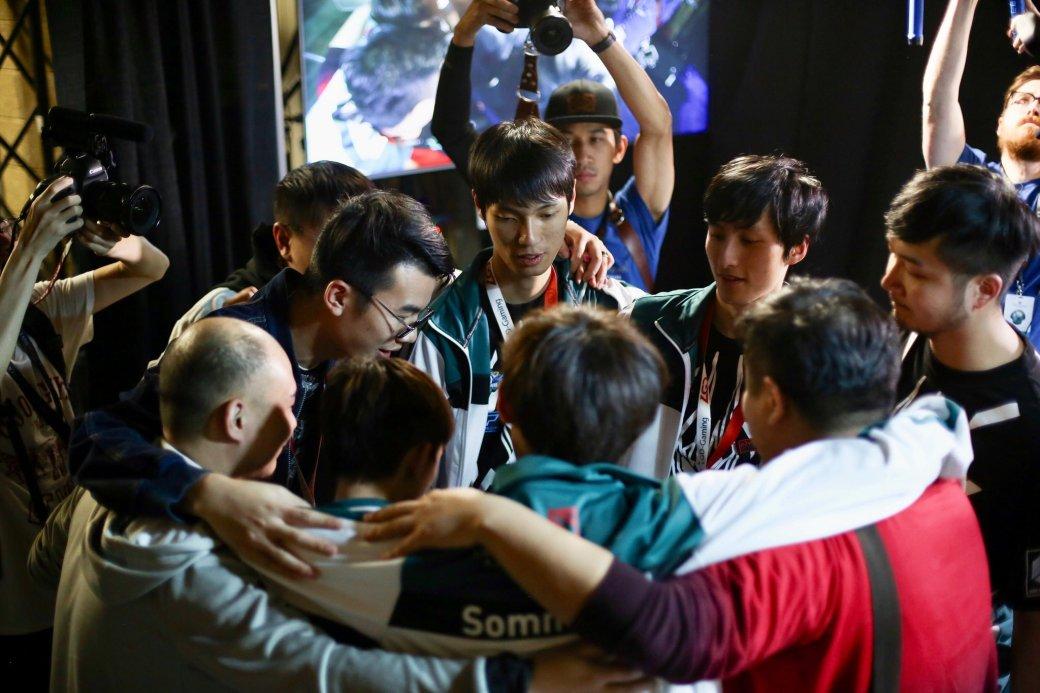 10 лучших кадров пятого дня плей-офф The International 2017   Канобу - Изображение 1