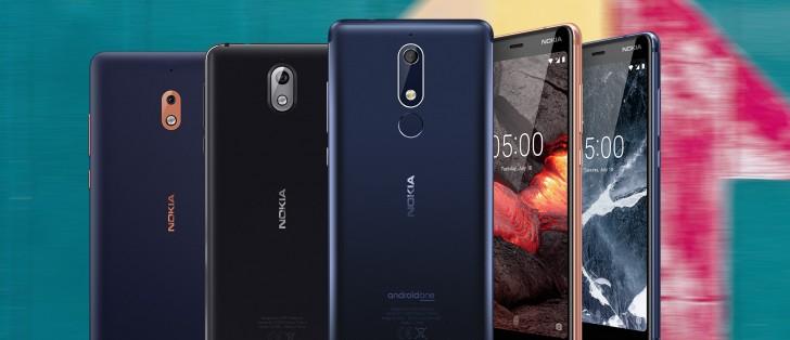 HMD Global анонсировала обновленную серию смартфонов Nokia 5.1, 3.1 и2.1 на«чистой» ОСAndroid | Канобу - Изображение 1