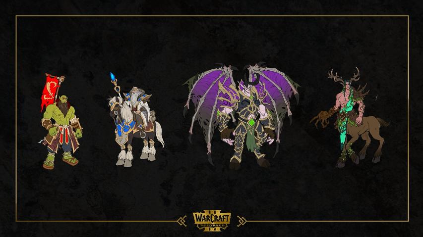 Ремастер WarCraft III официально анонсирован— наконец-то | Канобу - Изображение 3