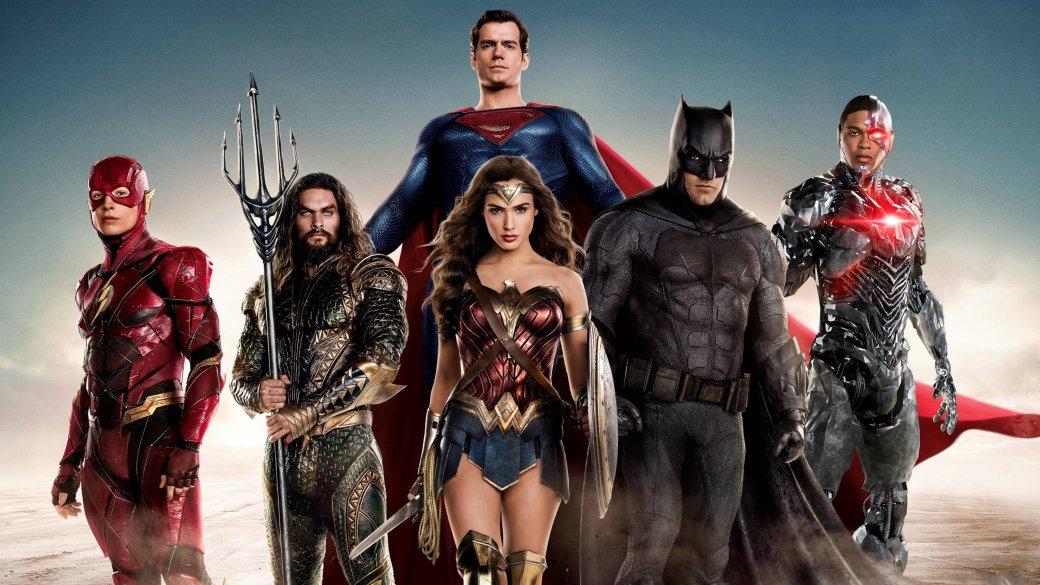 Рецензия на фильм «Лига справедливости» Зака Снайдера | Канобу