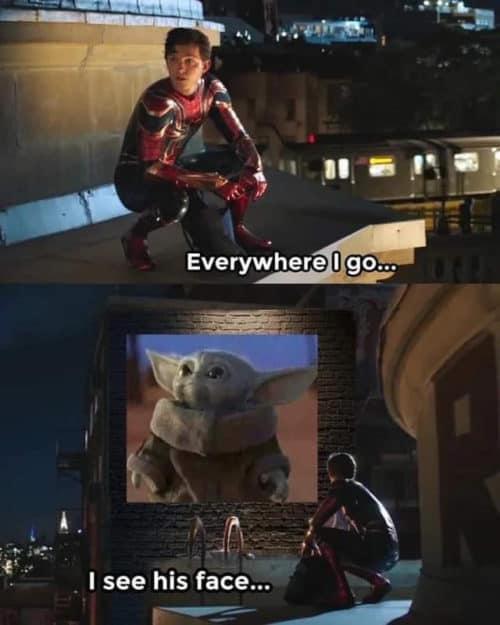 Малыш Йода из «Мандалорца» покорил интернет. Собрали лучшие мемы про него