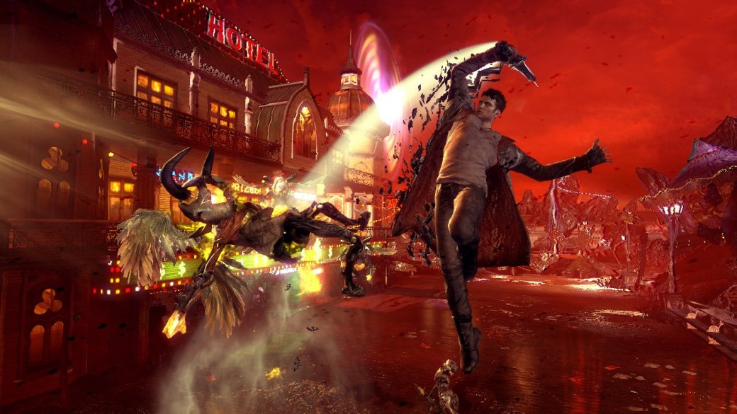 DmC: Devil May Cry. Впечатления от закрытого показа. | Канобу - Изображение 5