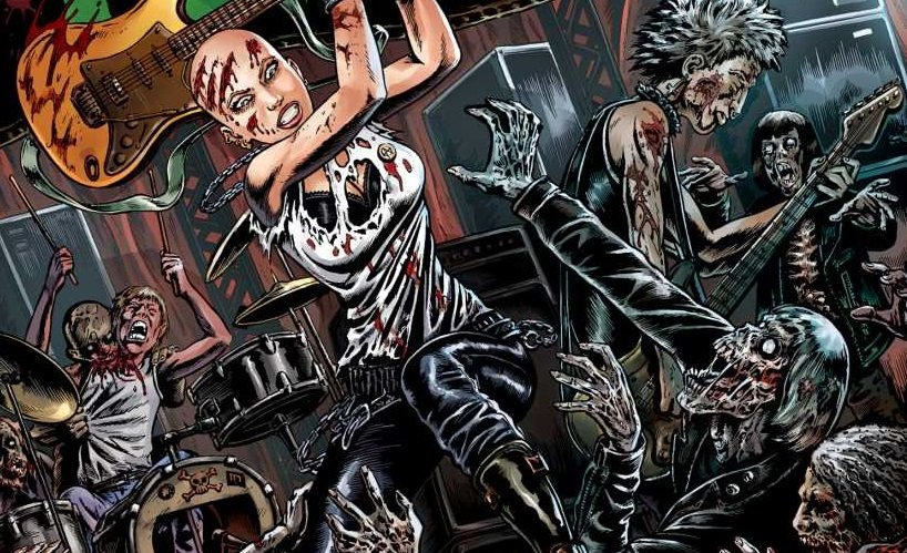 Какие комиксы почитать вожидании «Ходячих мертвецов»? Жесть, 18+ | Канобу - Изображение 14