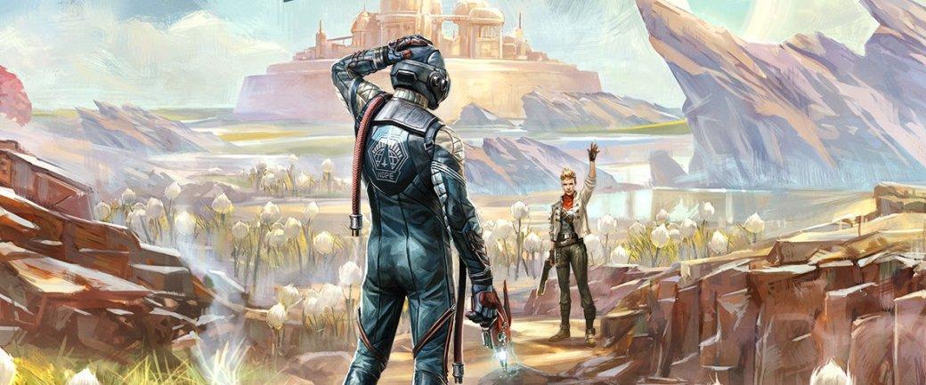 E3 2019. The Outer Worlds— «New Vegas вкосмосе», иэто отлично | Канобу