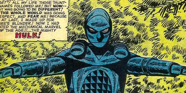 15 самых странных версий Халка в комиксах | Канобу - Изображение 5311