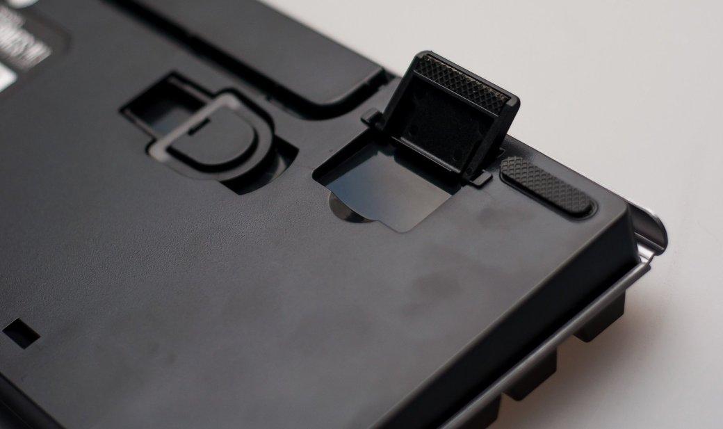 Обзор клавиатуры Gamdias Hermes M1: недорогая механика сподсветкой | Канобу - Изображение 4