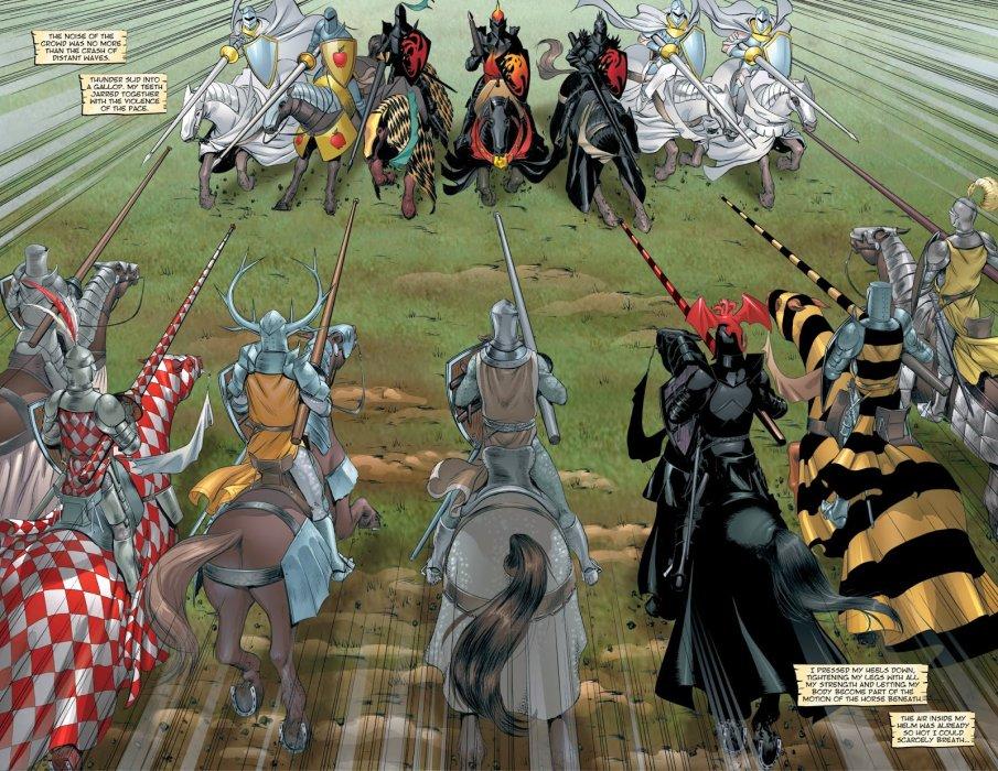 Лучшие книги про Средневековье - любовные и исторические романы и комиксы про Средние века | Канобу