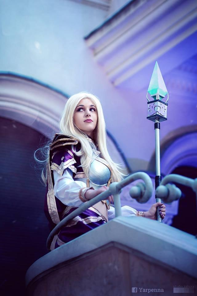 Лучший косплей по Warcraft – герои и персонажи WoW, фото косплееров   Канобу - Изображение 11