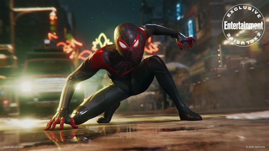 Новые детали Spider-Man: Miles Morales— чем герой отличается отПитера Паркера | Канобу - Изображение 10103